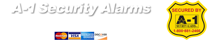 a-1-security-alarms-logo